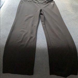Nike flattering pants